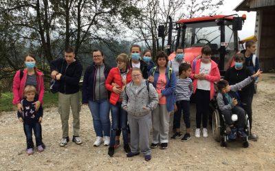 Naravoslovni dan v PP – obisk ekološke kmetije